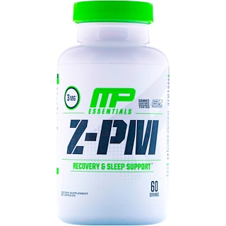 MusclePharm, Essentials, Z-PM، 60 كبسولة