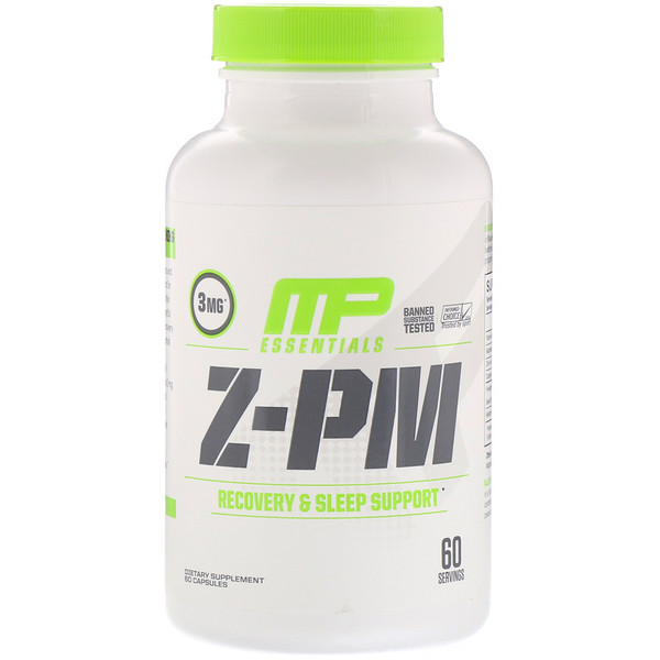 Essentials, Z-PM, 60 Capsules