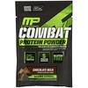 MusclePharm, Combat Protein Powder, Chocolate Milk, 1.23 oz (34.9 g) Trial Size