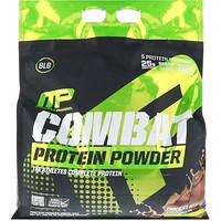 Протеиновый порошок Combat, шоколадное молоко, 8 фунтов (3629 г) - фото