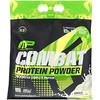 MusclePharm, אבקת חלבון Combat, וניל, 3629 גר' (8 פאונד)