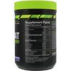 MusclePharm, Combat BCAA + Recovery, Blue Raspberry, 16.9 oz (480 g)