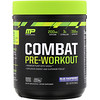 MusclePharm, Combat Pre-Workout, Blue Raspberry, 9.84 أونصة (279 جرام)