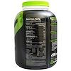 MusclePharm, スポーツシリーズ、Combat100%乳清、カプチーノ味、80ポンド (2269 g)