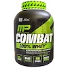 MusclePharm, 100% Combat Whey Protein, Strawberry, 80 oz (2269 g)