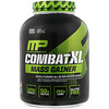MusclePharm, Combat XL Mass Gainer, שוקולד, 2,722 גר' (6 lbs)