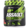 MusclePharm, Assault, Energy + Strength, Pre-Workout, Fruit Punch, 12.17 oz (345 g)
