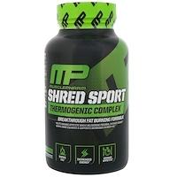 Shred Sport, термогенный комплекс, 60 капсул - фото
