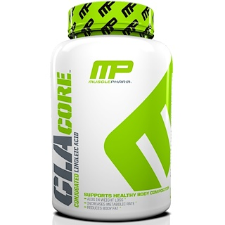 MusclePharm, CLA Core, 90 Softgels