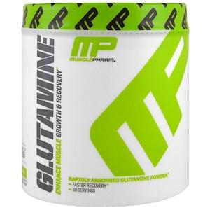 Мусклефарм, Glutamine, Growth & Recovery, Core Series, .661 lbs (300 g) отзывы покупателей