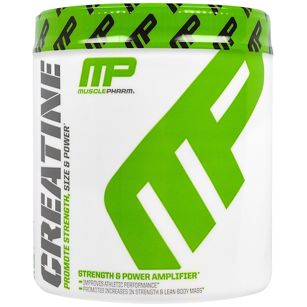 MusclePharm, クレアチン, 0.661オンス(300 g) (Discontinued Item)