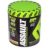 MusclePharm, Assault, Pre-Workout System, Raspberry Lemonade, 0.64 lbs (290 g) (Discontinued Item)