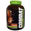 MusclePharm, Combat 100% Casein، 100٪ كازين، حليب الشوكولا، 64 أوقية (1814 غ)
