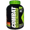 MusclePharm, Combat Protein Powder, Snickerdoodle, 4 lbs (1814 g)