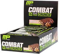 Combat Crunch, Chocolate Chip Cookie Dough, 12 Bars,  26.67 oz (756 g) - фото