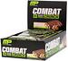 Combat Crunch, Chocolate Chip Cookie Dough, 12 Bars,  26.67 oz (756 g) - изображение