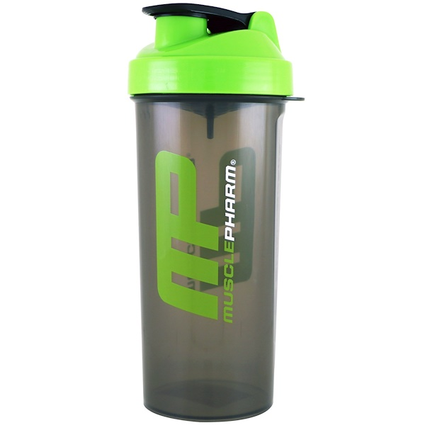 MusclePharm, Бутылка-шейкер Smartshake Lite, 33 унции (1000 мл)