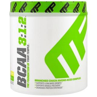 MusclePharm, BCAA 3:1:2, Lemon Lime, 0.52 lbs (234 g)