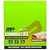 MusclePharm, Combat XL High Protein Bar, Cinnamon Twist , 12 Bars, 38 oz (1080 g)