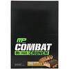 MusclePharm, コンバットクランチ、ピーナッツバターラバーズ、12本、各2.22オンス (63 g)