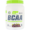 MusclePharm, BCAA 에센셜스, 포도, 471.6g(1.04lb)