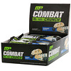 MusclePharm, Combat Crunch, Blueberry, 12 Bars, 2.22 oz (63 g) Each