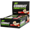 MusclePharm, Combat Crunch, Strawberries 'N' Cream, 12 Bars, 2.22 oz (63 g) Each