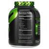 MusclePharm, Combat Protein Powder, Banana Cream, 4 lbs (1,814 g)