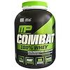 MusclePharm, Combat, 100% Whey Protein, Vanilla, 5 lbs (2269 g)