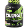 MusclePharm, Combat Protein Powder, 쿠키 앤 크림, 1,814g(4lbs)