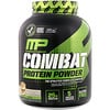 MusclePharm, Combat Powder, Advanced Time Release Protein, Cookies 'N' Cream, 4 lbs (1814 g)