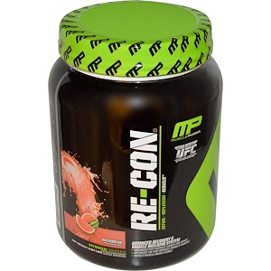 Мусклефарм, Re-Con, Advanced Recovery & Muscle Building System, Watermelon, 2.64 lbs (1200 g) отзывы