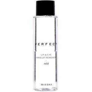 Миша, Perfect Lip & Eye Makeup Remover, Mild, 155 ml отзывы покупателей