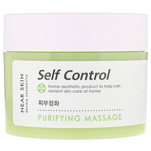 Миша, Near Skin, Self Control, Purifying Massage, 200 ml отзывы
