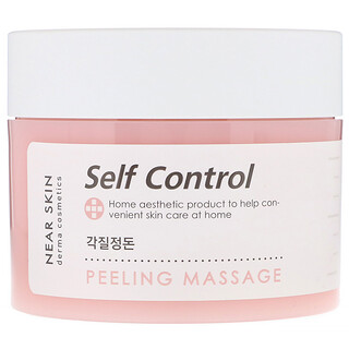 Missha, Near Skin, Self Control, Peeling Massage, 200 ml