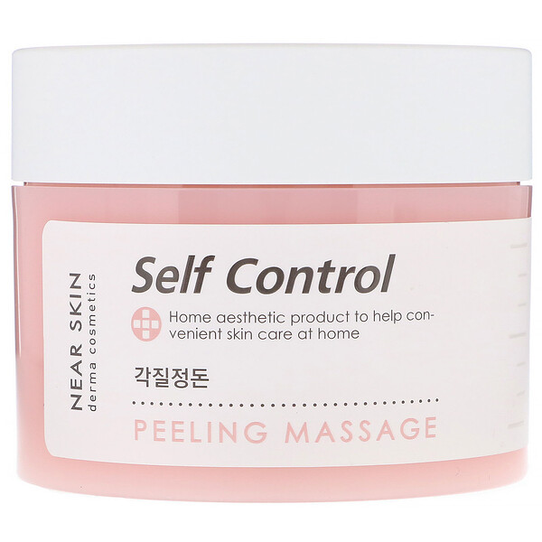 Missha, Near Skin, Self Control, Peeling Massage, 200 ml
