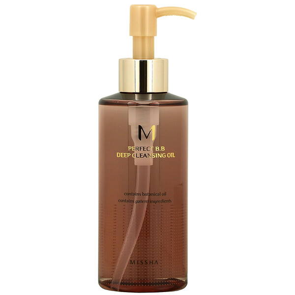 Missha, M Perfect BB Deep Cleansing Oil, 200 ml