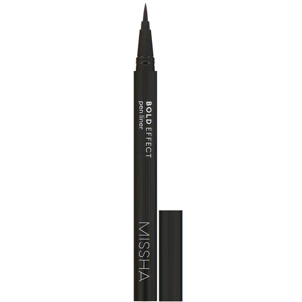 Bold Effect, Pen Liner, True Black, 0.4 g