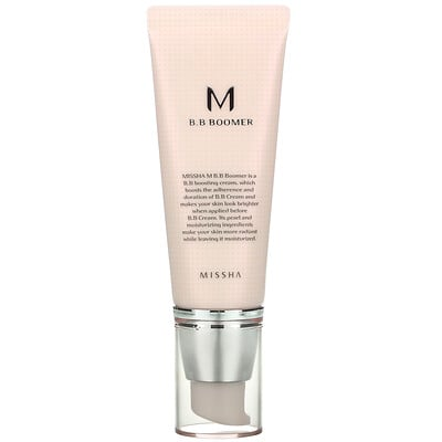 Missha M B.B Boomer, Wrinkle Care & Whitening, 40 ml