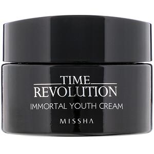 Missha, Time Revolution, Immortal Youth Cream, 50 ml