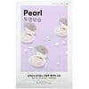 Миша, Airy Fit Beauty Sheet Mask, Pearl, 1 Sheet, 19 g
