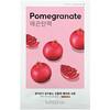 Миша, Airy Fit Beauty Sheet Mask, Pomegranate, 1 Sheet, 19 g
