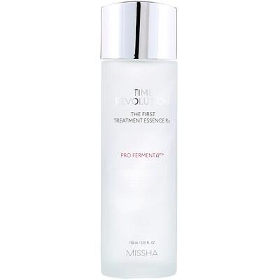 Купить Missha Time Revolution, The First Treatment Essence Rx, эссенция для первого ухода, 150 мл (5, 07 жидк. унции)