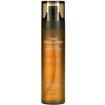Missha Time Revolution, Artemisia Treatment Essence Mist, 4.05 fl oz (120 ml)