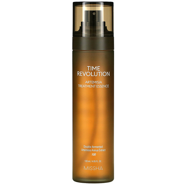 Time Revolution, Artemisia Treatment Essence Mist, 4.05 fl oz (120 ml)