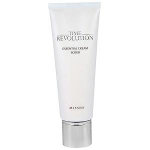 Миша, Time Revolution, Essential Cream Scrub, 3.7 oz (110 ml) отзывы