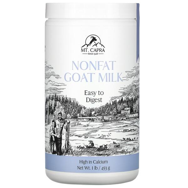 Nonfat Goat Milk, 1 lb (453 g)