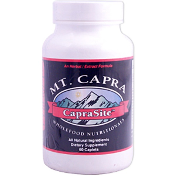 Mt. Capra, CapraSite, 60 Caplets (Discontinued Item)