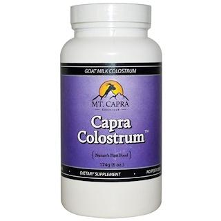 Mt. Capra, Capra Colostrum™(ヤギの初乳)、6 オンス (174 g)