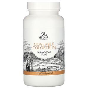 Мт Капра, Goat Milk Colostrum, 6 oz (174 g) отзывы